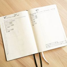 One of my favorite collections this month is this Activity Log! On the left…