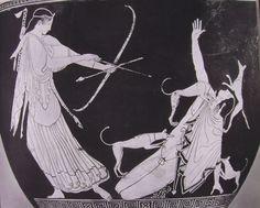 la Dea Artemide