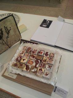MASQUELIBROS Feria Internacional de Libros de Artista Dos docenas de canapés para lectores voraces, Ana Valenciano