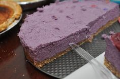 MELOMEALS: Healthy and delicious mostly vegan, frugal recipes by Melody Polakow : Raw Blueberry Vegan, Gluten, Soy and Grain Free 'Cheesecake'