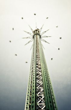 Praterturm, via Flickr. Lets Get Lost, One Day I Will, See It, Vienna, Fair Grounds, World, Travel, The World, Voyage
