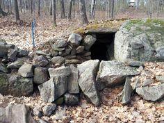 American Stonehenge, Salem, New Hampshire