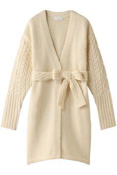 Knitwear Fashion, Knit Fashion, Knit Jacket, Knit Cardigan, Knitted Coat, Warm Sweaters, Knitting Designs, Winter Fashion, Vintage Outfits