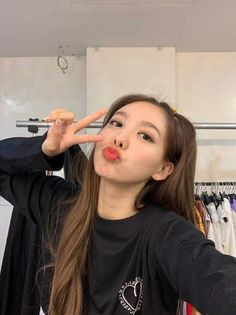 - nayeon shared by 맨디 on We Heart It Kpop Girl Groups, Korean Girl Groups, Kpop Girls, Selca, Twice Group, Sana Momo, Nayeon Twice, Im Nayeon, Fandoms