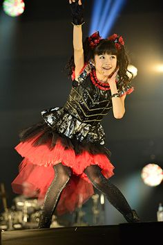 "On the stage of ""Countdown Japan Moa Kikuchi, Metal Girl, Alternative Music, Girl Inspiration, Kawaii Fashion, Woman Crush, Japanese Girl, Hard Rock, Heavy Metal"