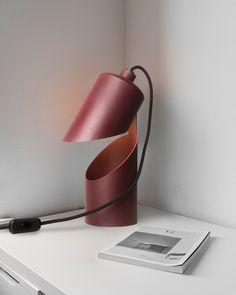 Alter - recycled interior light Desk Lamp, Table Lamp, Hazardous Waste, Fire Extinguisher, Alters, Interior Lighting, Industrial Design, Diy Furniture, My Design