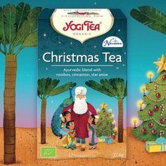 Yogi Tea Christmas 2017
