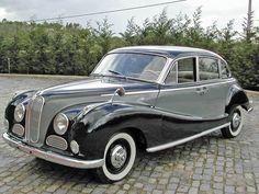 1959 BMW 502 Saloon