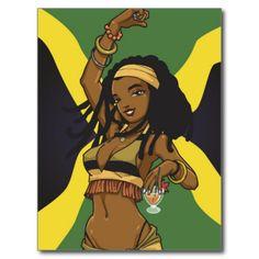 By BMC (Reggae Type) by B 'M' C from desktop or your mobile device Black Love Art, Black Girl Art, Black Girl Magic, Jamaican Art, Jamaican Girls, 4c Hair, Bob Marley, Rasta Girl, Rasta Man