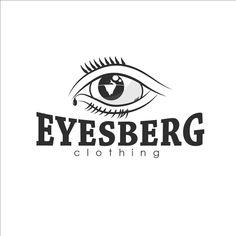 Eyesberg Clothing - Logo Design for clothing brand