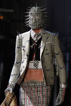 Thom Browne | Fall 2012 Menswear Collection | Style.com