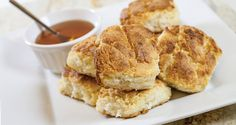 Gluten Free Biscuits by Todd Leonard CEC
