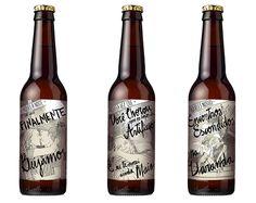 Historia de casal contada em garrafas de cervejas | Nerd Da Hora
