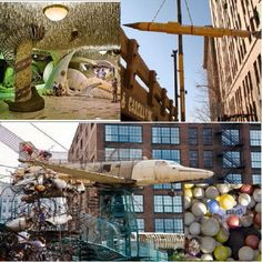 PARENTING GONE MAD: ST LOUIS MUSEUM, USA. I love the St Louis City Museum. Incredibly kid friendly with such a great variety of interesting sectors. No doubt the kids can stay amused for hours!