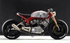 GoGo (1981 Yamaha VX750) by Greg Hageman