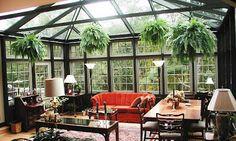 Interior Design - fantastic-looking #conservatory