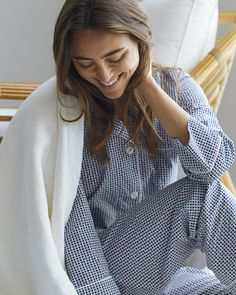 Everything you love about comfy men's pajamas, but made just for you. XO PJs #serenaandlilyfashion