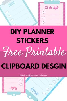 Are you a stationery addict looking for a way to cut down on your sticker expenses? Why not make your own stickers using free sticker printables? This way you are able to fulfill your sticker needs without breaking the bank.