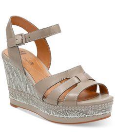 d415c3407eb9 Clarks Collection Women s Zia Noble Sandals Shoes - Sandals   Flip Flops -  Macy s