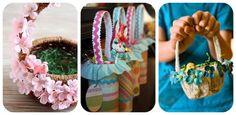 70 Free Easter Basket Templates