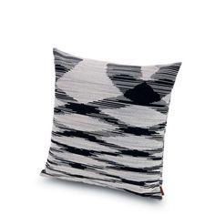 SALAMANCA #601R CUSHION 40X40 - MISSONI HOME at Spence & Lyda #cushions #spenceandlyda #missonihome #australia #sydney #cotton