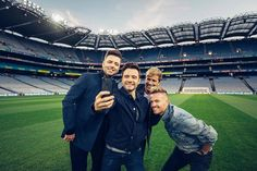 'Bring it on' Westlife enjoy cosy quiet time with family ahead of hectic 2019 reunion tour Shane Filan, Shane West, Bryan Mcfadden, Mark Feehily, Nicky Byrne, Uk Charts, Irish Eyes Are Smiling, Celebs, Celebrities