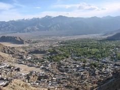 Le palais de Leh bastion abandonné de l'Himalaya - 2Tout2Rien