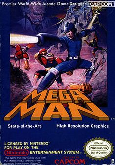 Mega Man, known as Rockman in Japan, is a 1987 action-platform video game developed and published by Capcom for the Nintendo Entertainment System. #megaman #nintendo #nes  #capcom #retrogaming