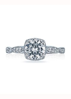 @TACORI Dantela Ribbon Style Engagement Ring