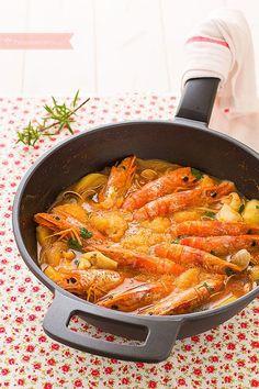 Caldereta de pescado, una receta con sabor a mar