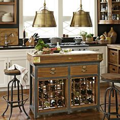 Offering flexible extra storage, prep space and more, these kitchen trolleys-cartscould seriously sreamline your space.These flexible units on castors can be shifted around the kitcheneasily and because of...