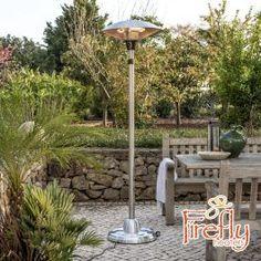 2kW Outdoor Electric Patio Heater, £32