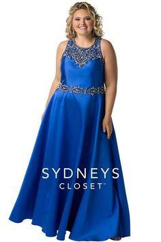 04c5c2662ee Новогодняя коллекция платьев для полных девушек и женщин американского  бренда Sydney s Closet 2018 (50 фото). Plus Size Formal DressesFormal  GownsProm ...