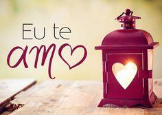 Eu Te Amo. Simples assim!!!
