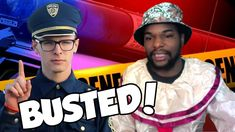 Pug did a bad, so pug goes to jail Content Cop, Black Men, Pugs, Captain Hat, Animation, Videos, Black Man, Pug Dogs, Anime