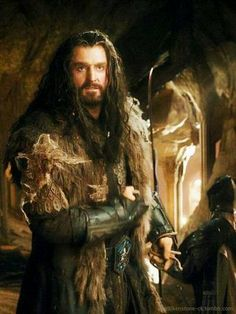 Richard Armitage as Thorin Oakenshield in The Hobbit Trilogy Gandalf, Aragorn, Legolas, The Hobbit Movies, O Hobbit, Hobbit Hole, Hobbit Cosplay, Tauriel, Richard Armitage