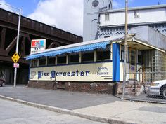 Miss Worcester Diner (1948), Worcester, Mass. (Worcester Lunch Car Co.)