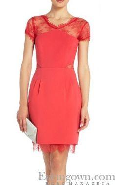 71db580dbe46 BCBG Nel Lace Back Red Short Cocktail Dress Bcbg Dresses, Bcbgmaxazria  Dresses, Cheap Dresses
