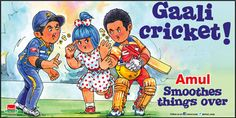 On field spat between Virat Kohli & Gautam Gambhir in IPL – Utterly Butterly, Cartoon Posters, Movie Posters, Cricket, Slogan, Comics, Virat Kohli, April 13, Postcards