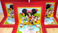Convite Turma da Minnie