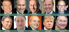 Billionaires That Give Money to Help