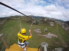 Tirolesa Adventure Park, Lages - 'Like' us on facebook. https://www.facebook.com/AllThingsBrazil