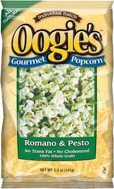 Oogie's Gourmet Popcorn - Romano
