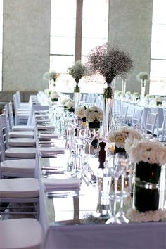 The lighting makes this tablescape glow!