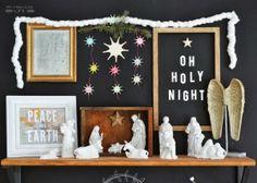 My Fabuless Life: Christmas Mantel