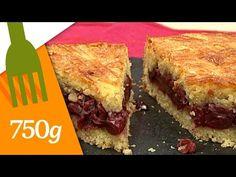 Gâteau Basque à la cerise - 750 Grammes - YouTube