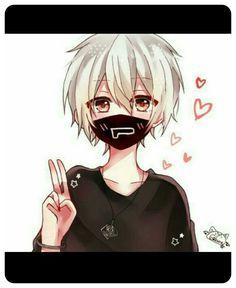 Nose photos that thing - Anime boys - Anime Neko, Otaku Anime, Manga Kawaii, Cute Anime Chibi, Chica Anime Manga, Kawaii Anime Girl, Hot Anime, Dark Anime, Cool Anime Guys