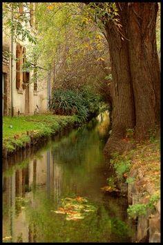 Canaux de Valence, Drôme