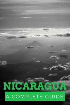 Planning a trip to Nicaragua? This Nicaragua travel guide helps you prep for where to go, what to do, what to eat, and more facts on costs, health, and more.  Full guide at http://thegirlandglobe.com/nicaragua-tourism-nicaragua-travel-guide/