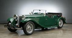1934 Jaguar SSI - SS 1 Tourer   Classic Driver Market